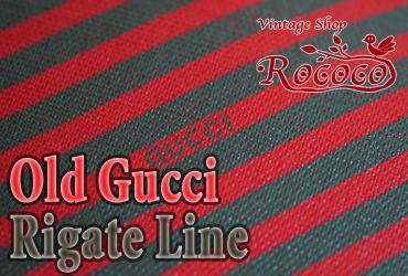 Rigate Line -Old Gucci