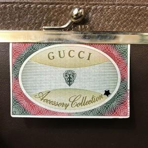 オールドグッチ 紙タグ Rococo
