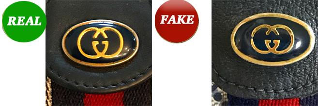 Gucci マークの偽物
